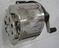 The wall crank pencil sharpener AKA the bane of my elementary school existence...