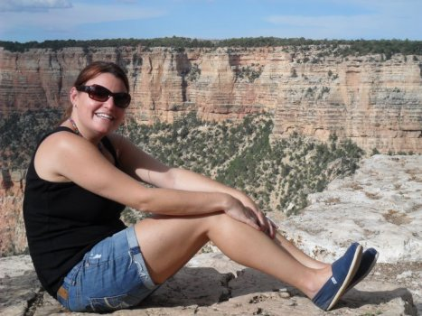 Turned 30 at the Grand Canyon