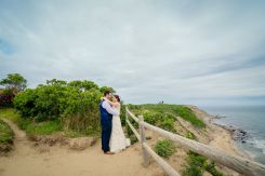 Before the vows on Block Island